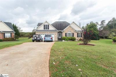 Boiling Springs Single Family Home For Sale: 460 Carrington