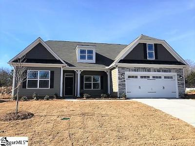 Grayson Park Single Family Home For Sale: 224 Hearthwood #lot 9