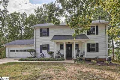 Piedmont Single Family Home For Sale: 111 Terry Lee