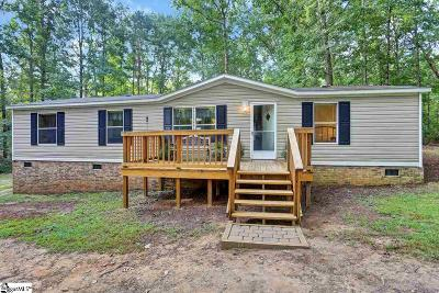 Travelers Rest Mobile Home For Sale: 231 Bonnas