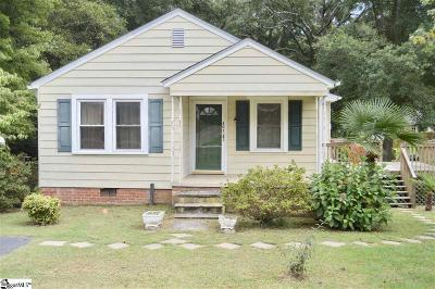 Belton Single Family Home Contingency Contract: 403 Glenwood
