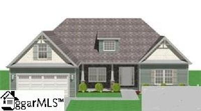 Piedmont Single Family Home Contingency Contract: 10 O'neal Farms