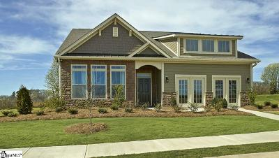The Oaks At Fowler Single Family Home For Sale: 1 Common Oaks