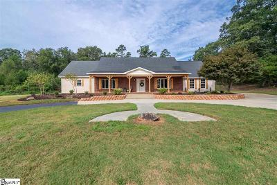 Fountain Inn Single Family Home Contingency Contract: 244 Hewitt