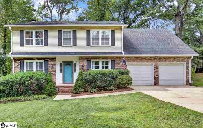 Greer SC Single Family Home For Sale: $259,899