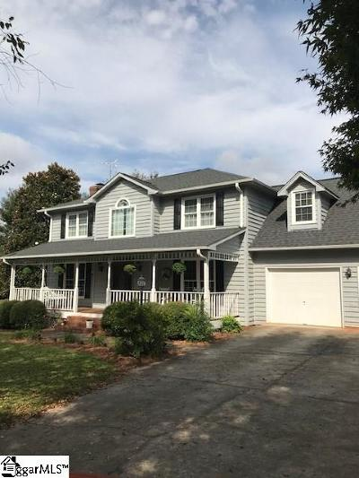 Clemson Single Family Home For Sale: 111 Sedgefield