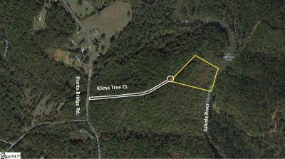 Easley Residential Lots & Land For Sale: Klima Tree