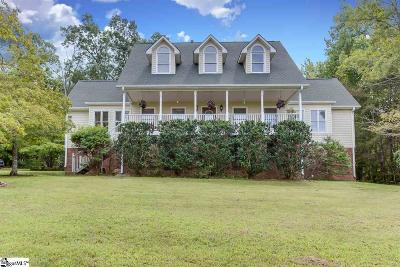 Taylors Single Family Home For Sale: 300 Willis