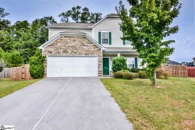 Morning Mist Single Family Home For Sale: 8 Byswick