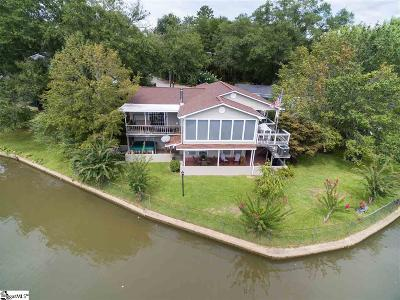 Greenville Single Family Home For Sale: 127 Club