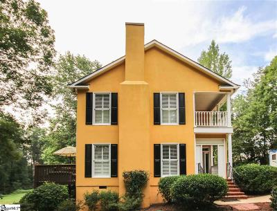 Taylors Single Family Home Contingency Contract: 143 Graystone