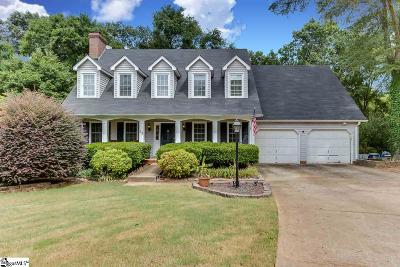 Mauldin Single Family Home For Sale: 12 Dustinbrook
