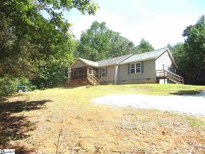 Travelers Rest Single Family Home For Sale: 8 Lakeside