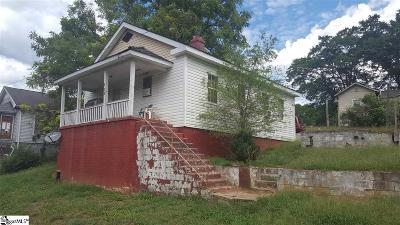Easley Single Family Home For Sale: 104 Dunklin