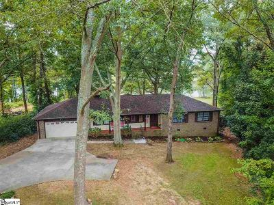 Greer Single Family Home For Sale: 102 Lakewood
