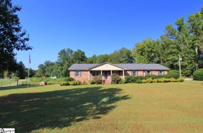 Laurens Single Family Home Contingency Contract: 776 E Jerry