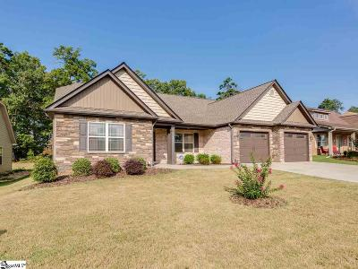 Boiling Springs Single Family Home For Sale: 108 Paladin