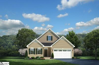 Greenville County Single Family Home For Sale: 10 Waters Run