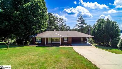 Anderson Single Family Home For Sale: 5021 Hermitage