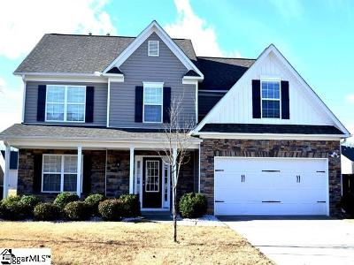 Simpsonville Rental For Rent: 12 Kirkshire