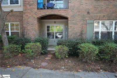 Clemson Condo/Townhouse For Sale: 833 Old Greenville #Unit #81