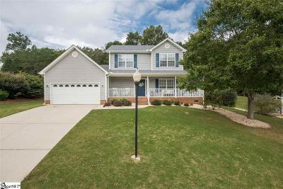 Travelers Rest Single Family Home For Sale: 203 Corey