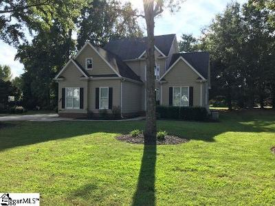 Easley Single Family Home For Sale: 314 Wexford