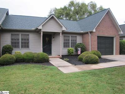 Easley Condo/Townhouse Contingency Contract: 108 D Pinnancle