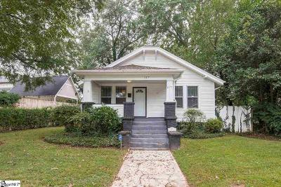 Augusta Road Single Family Home For Sale: 117 Cateechee