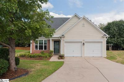 Greer Single Family Home Contingency Contract: 7 Furwood