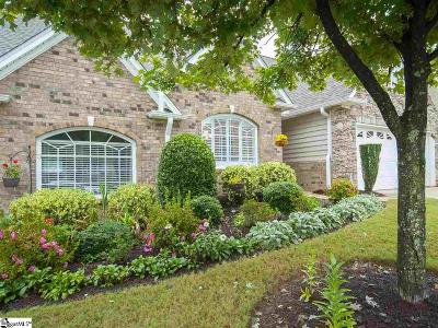 Greenville County Condo/Townhouse For Sale: 102 Hingham