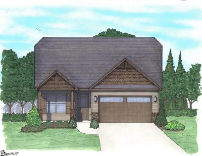Anderson Single Family Home Contingency Contract: 19 Rosabella