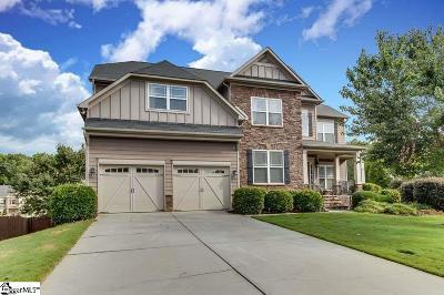 Simpsonville Single Family Home For Sale: 27 Blacksburg
