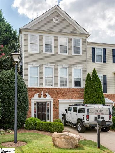 Greenville Condo/Townhouse Contingency Contract: 1 Annacey