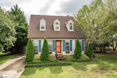 Greer Single Family Home Contingency Contract: 302 Pine