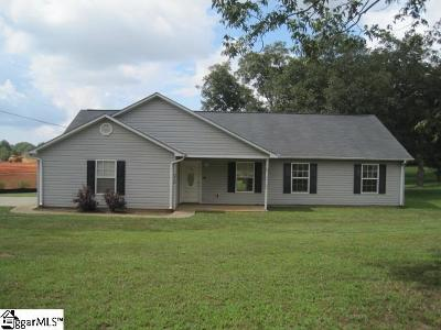 Greenville County Single Family Home For Sale: 216 Reedy Fork