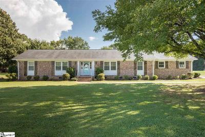 Greer Single Family Home Contingency Contract: 6 Peachtree