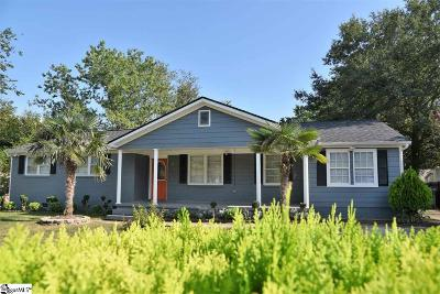 Taylors Single Family Home For Sale: 8 Ardmore