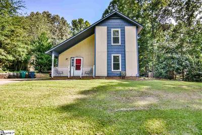 Simpsonville Single Family Home Contingency Contract: 1404 E. Yellow Wood