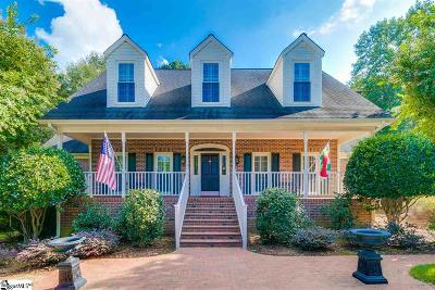 Greer Single Family Home For Sale: 101 Bainbridge