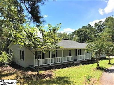 Easley Single Family Home For Sale: 310 Asbury