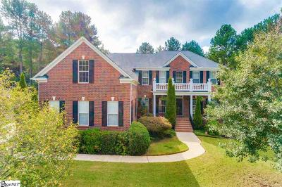 Easley Single Family Home For Sale: 108 Creedmore