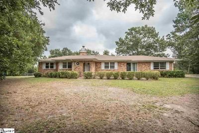 Piedmont Single Family Home For Sale: 6740 N 81