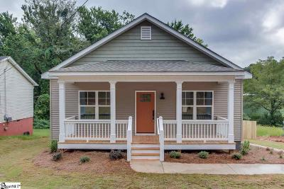 Greenville Single Family Home For Sale: 27 Burgess