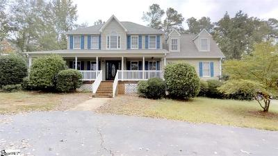 Inman Single Family Home For Sale: 132 Harbor