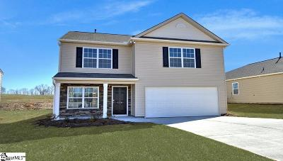 Pelzer Single Family Home For Sale: 116 Rogers Knoll