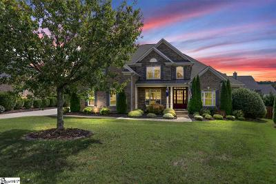 Five Forks Plantation Single Family Home For Sale: 5 Beneventum