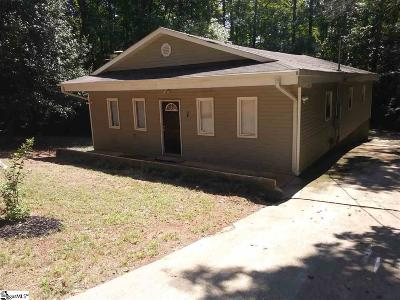 Piedmont Single Family Home For Sale: 1 Wales