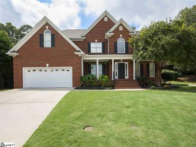 Greer Single Family Home Contingency Contract: 4 Sproughton