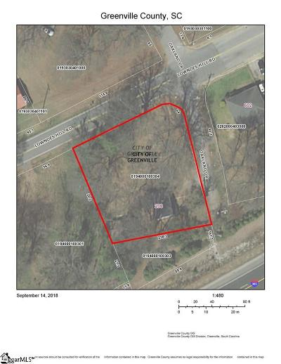 Greenville Residential Lots & Land For Sale: 208 Oakland